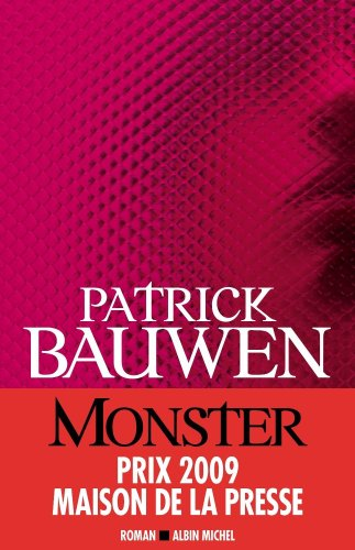 9782226190604: Monster - Prix Maison de la Presse 2009