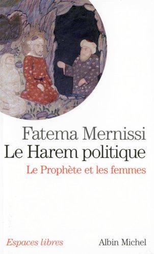 9782226191489: Harem Politique (Le) (Collections Spiritualites) (French Edition)