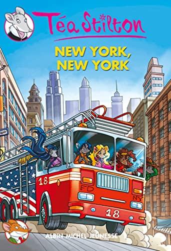 9782226191878: New york new york ! (Geronimo Stilton: Thea Stilton)
