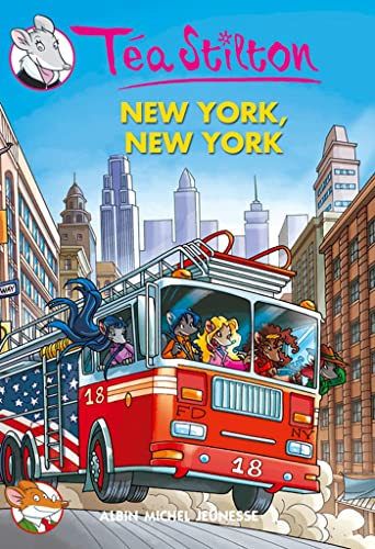 9782226191878: Téa Sisters, Tome 6 : New York New York !