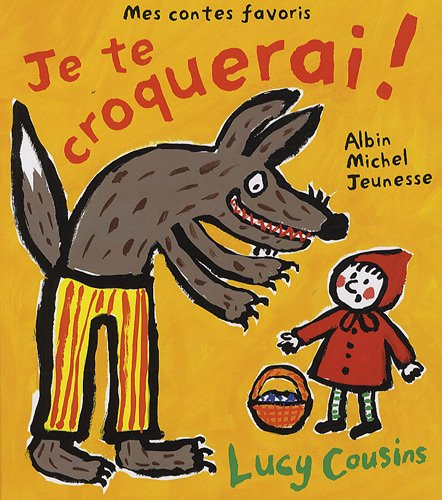 9782226191915: Je Te Croquerai ! - Mes Contes Favoris (English and French Edition)