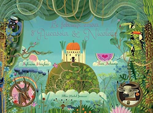 9782226193384: Le fabuleux amour d'Aucassin & Nicolette