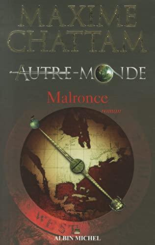 9782226194138: Autre-Monde, Tome 2 : Malronce (Romans, Nouvelles, Recits (Domaine Francais))
