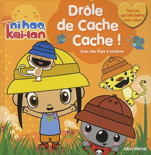 Drole de Cache Cache ! (French Edition): Collective