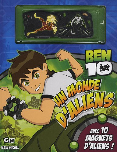 9782226194886: Ben 10 Un Monde D'Aliens