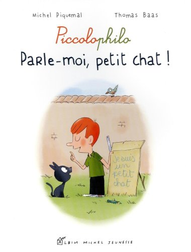 9782226195562: Parle Moi, Petit Chat ! (French Edition)
