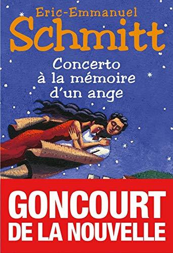 9782226195913: Concerto a la Memoire D'Un Ange (Romans, Nouvelles, Recits (Domaine Francais))