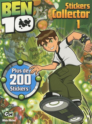9782226206473: Stickers Collector 1