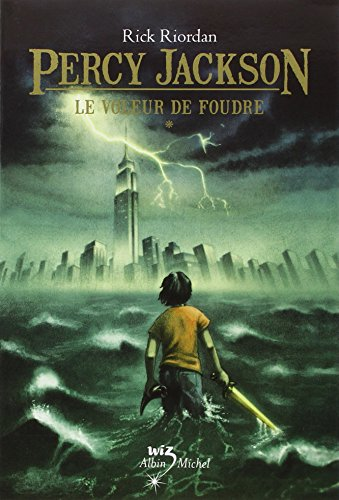 9782226207180: Percy Jackson, Tome 1 : Le Voleur de foudre