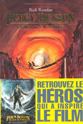 Percy Jackson, Tome 2 : La Mer des Monstres (Wiz)