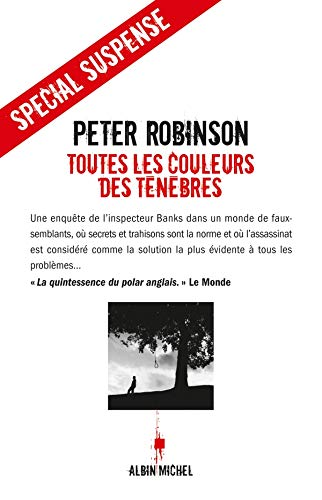 9782226208286: Toutes Les Couleurs Des Tenebres (Collections Litterature) (French Edition)