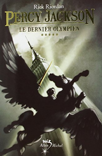 Percy Jackson T05 - Le Dernier Olympien (Percy Jackson & the Olympians) (English and French ...