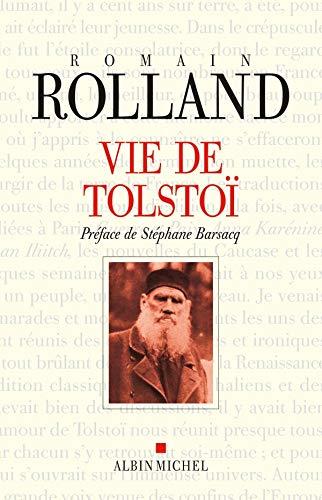 9782226218636: Vie de Tolstoï