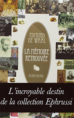 9782226219213: La Memoire Retrouvee (Critiques, Analyses, Biographies Et Histoire Litteraire) (French Edition)
