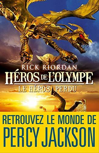 9782226220028: HEROS DE L OLYMPE T01 LE HEROS PERDU: Le héros perdu