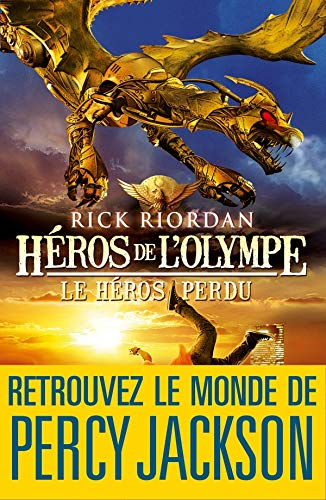 HÃ ros de l'Olympe, Tome 1 (French Edition): Albin Michel