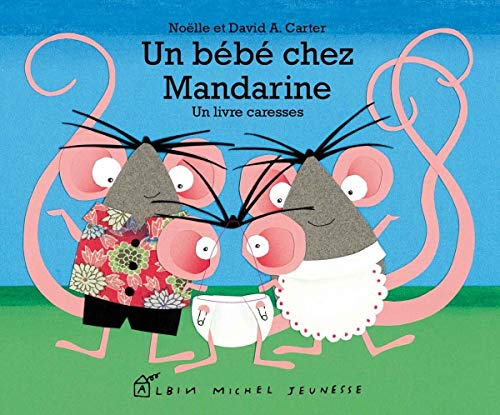 Un bà bà chez Mandarine (French Edition)