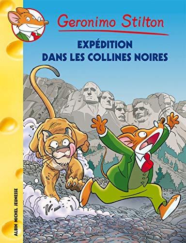9782226230454: Expedition dans les collines noires