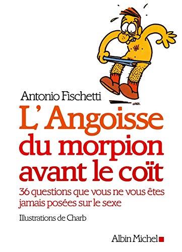9782226230614: L'Angoisse du morpion avant le coït (French Edition)