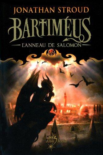 """""""Bartiméus ; l'anneau de Salomon"""" (9782226230935) by [???]"""