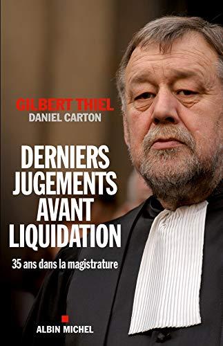 9782226238719: Derniers jugements avant liquidation (French Edition)