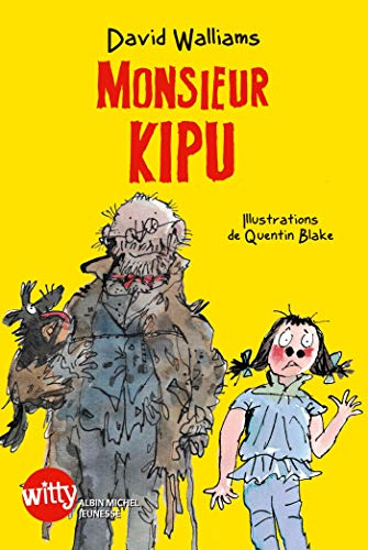 9782226240453: Monsieur Kipu (Witty)