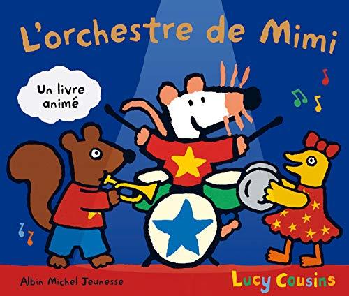 9782226242846: L'orchestre de Mimi (Mon Amie Mimi)