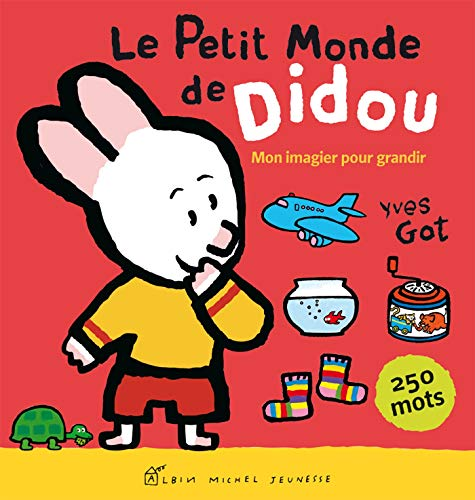 9782226243348: Le petit monde de Didou : Mon imagier pour grandir