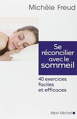 9782226245793: Se réconcilier avec le sommeil - 40 exercices faciles et efficaces
