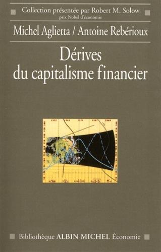 9782226246325: Derives du Capitalisme Financier
