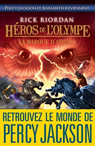 9782226247216: Héros de l'Olympe - tome 3: La Marque d'Athéna