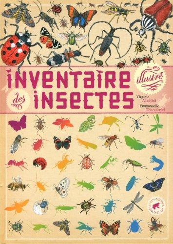 9782226249432: Inventaire illustré des insectes