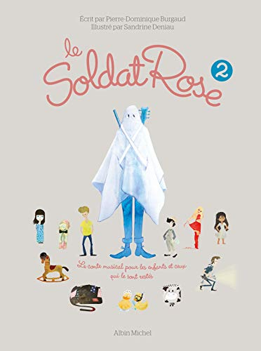 9782226250612: Le soldat rose 2 - (album petit format)