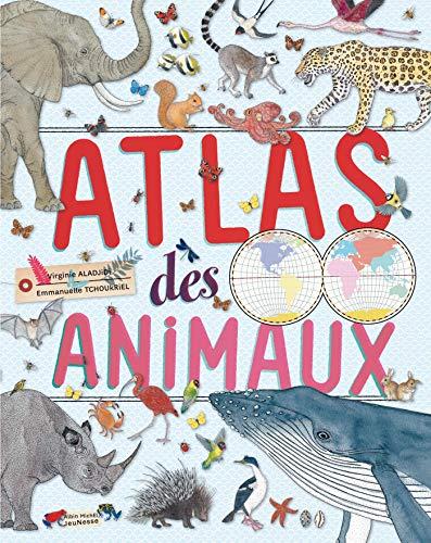 9782226250889: Atlas des animaux