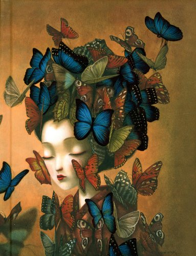 9782226251855: Madame butterfly carnet