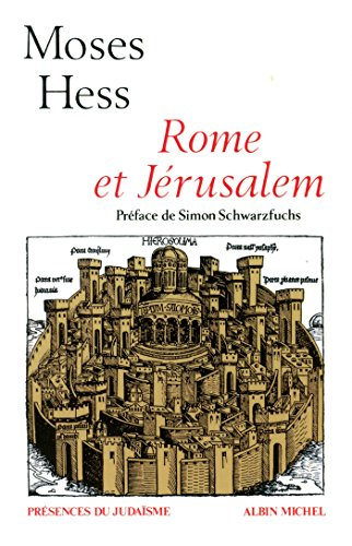 9782226252227: Rome et Jerusalem