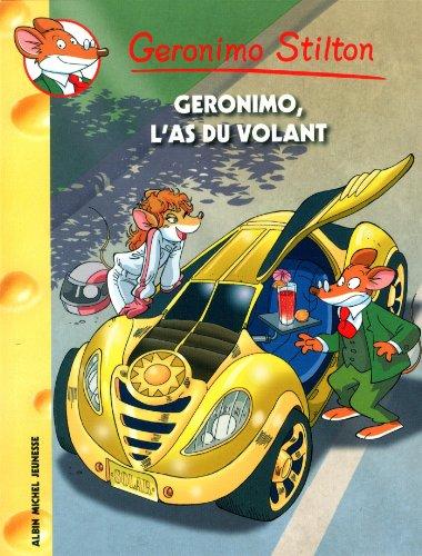 9782226255037: Geronimo Stilton, Tome 69 : Geronimo l'as du volant