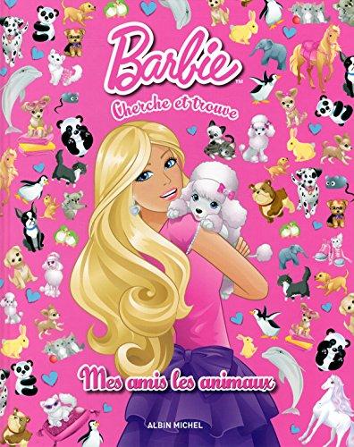 9782226255754: Cherche et trouve Barbie et ses animaux