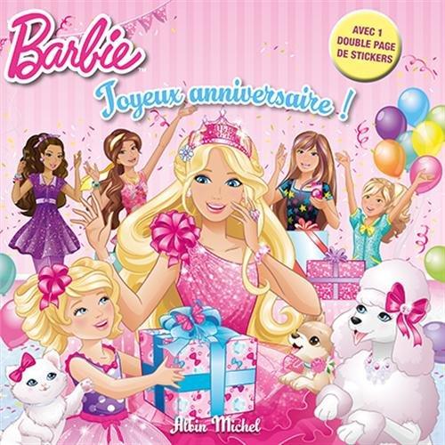 9782226256607: Joyeux anniversaire, Barbie !