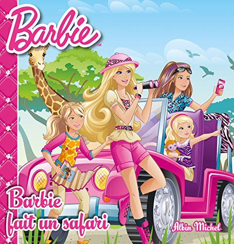 9782226256683: Barbie fait un safari