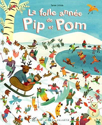 9782226257826: La folle année de Pip et Pom
