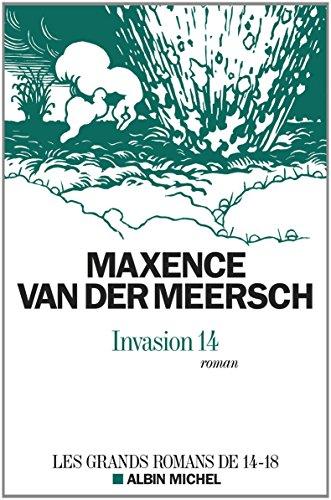 Invasion 14 (Nouvelle Édition 2014): Maxence Van Der