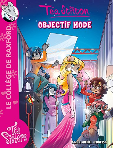 Objectif mode - Nº 22: Stilton, T�a