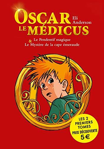9782226318732: Le Pendentif Magique - le Mystere de la Cape d'Emeraude (Compilation T1-T2)