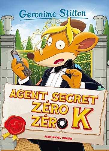 Agent secret zéro zéro K - Nº 53: Stilton, Geronimo