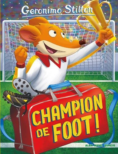 9782226327475: Champion de foot ! #28 N. éd.