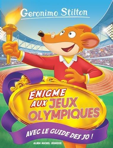 9782226328229: Geronimo Stilton : Enigme aux jeux olympiques