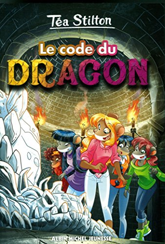 9782226328250: Téa Sisters, Tome 1 : Le code du dragon
