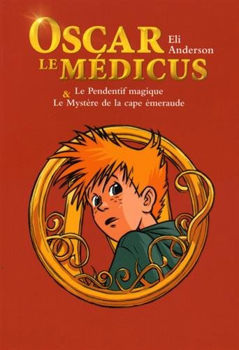 9782226328267: Le Pendentif Magique - le Mystere de la Cape d'Emeraude (Compilation T1-T2)(ed 2016)