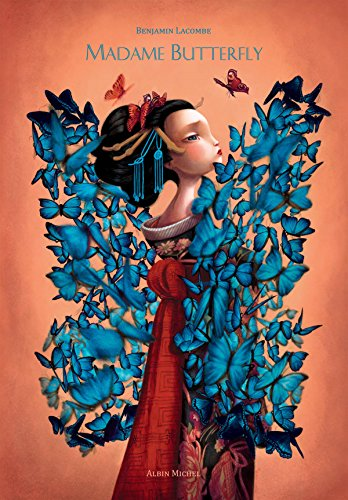9782226329301: Madame Butterfly - Edition 2016